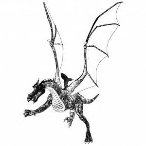 Como se dibuja un Dragon