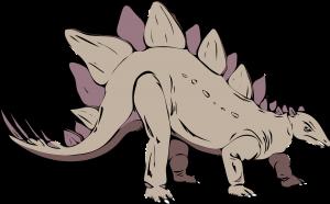 Dibujos animados de Dinosaurios