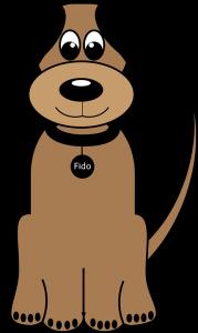 Dibujos de perros animados