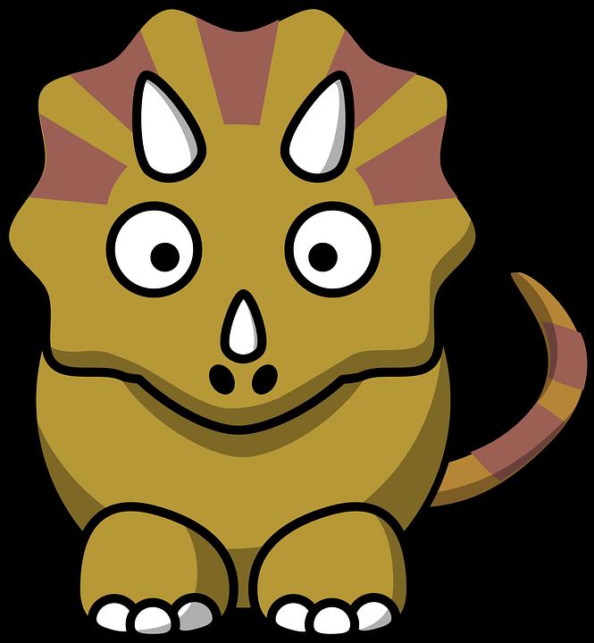✎ Dibujos de Dinosaurios 【+Tutorial】 Lindas imagenes de Dinosaurios