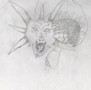Dragon Colorear