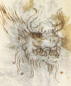 Pinturas de dragones