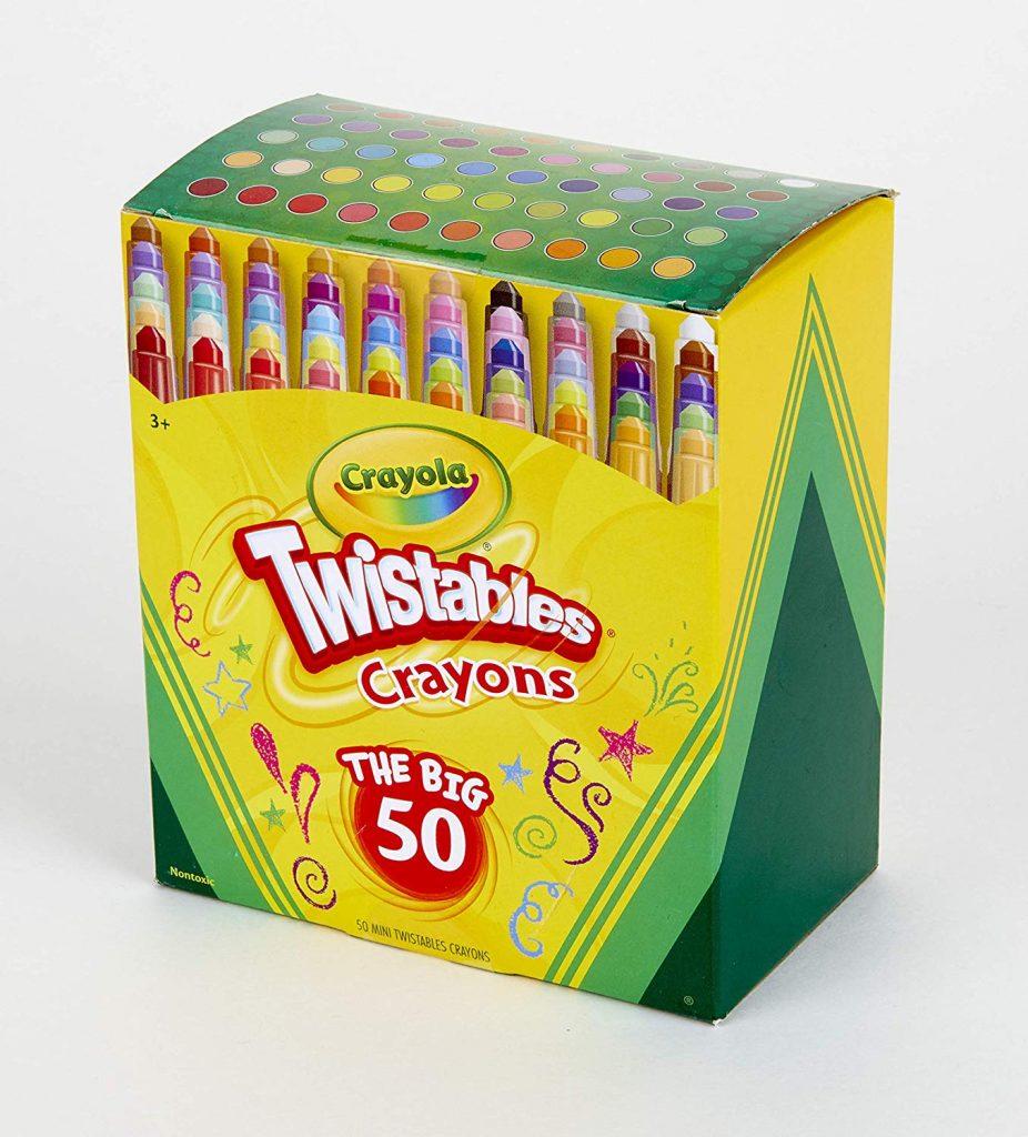 ᐈ Crayones | Como se hacen | Caja de Crayolas a U$2.59 |