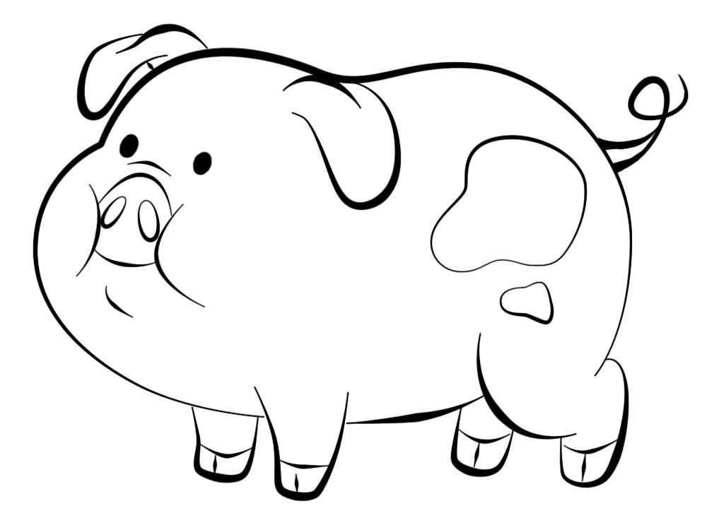 Pato Gravity Falls Para Colorear: Dibujos De Gravity Falls 【+Tutorial】 Lindas Fotos De