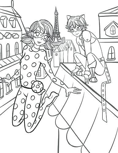 Dibujos De Ladybug Tutorial Imágenes De Cat Noir Fáciles