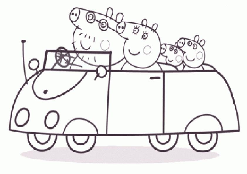 Dibujos De Peppa Pig Tutorial Lindas Fotos De Peppa Gratis