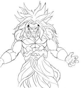 dragon ball super para dibujar