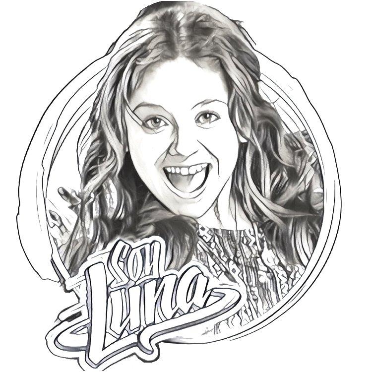 🥇 Dibujos de Soy Luna | Bellas imagenes de Soy Luna |