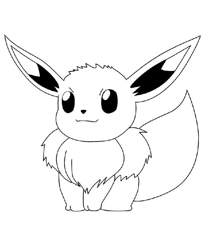 imagenes de pokemon para colorear