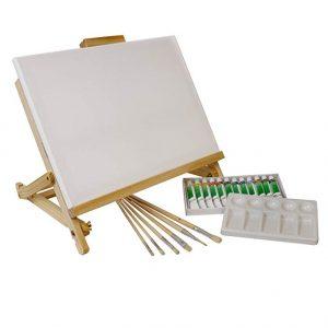 lienzo para pintar mi tienda de artes