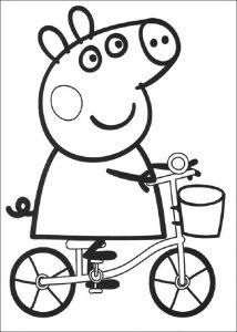 los dibujos de peppa pig