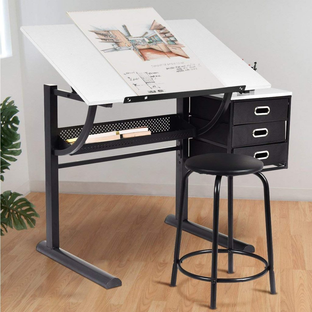 ᐈ Mesa de Dibujo | Escritorio para Dibujar desde U$76.99 |