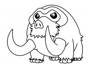 pokemon para dibujar