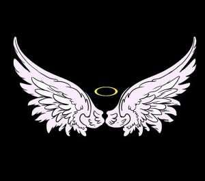 angel para pintar