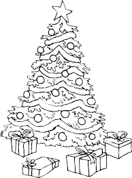arbol de navidad facil de dibujar