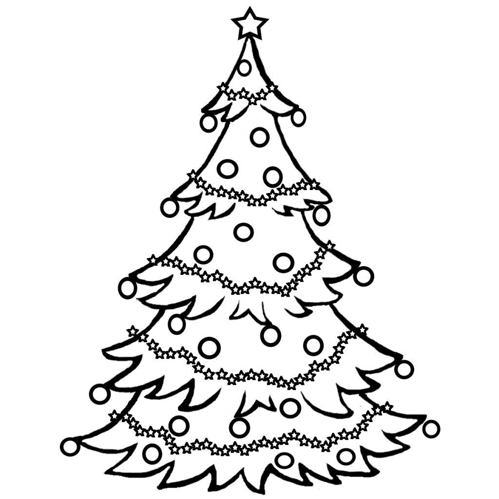 Dibujos De Arboles De Navidad árbol Navideño A Lapiz Dibujos