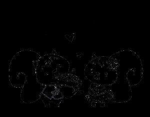 ardilla dibujo animado