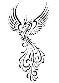 aves volando dibujo