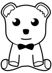 caricatura de osos