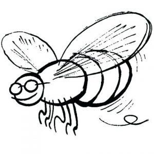 caricaturas de abejas