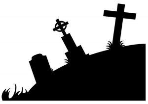 cementerio gotico