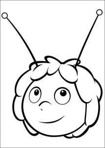 como dibujar una abeja facil