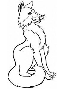 como se dibuja un lobo