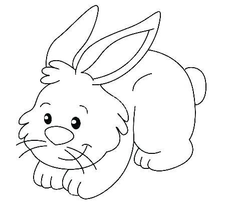 ᐈ Dibujos De Conejosguiapintar Un Conejo Kawaii