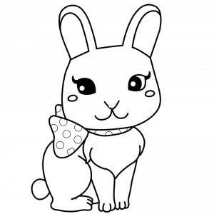 conejos para dibujar faciles
