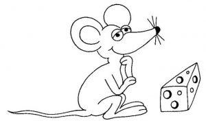 dibujar raton facil