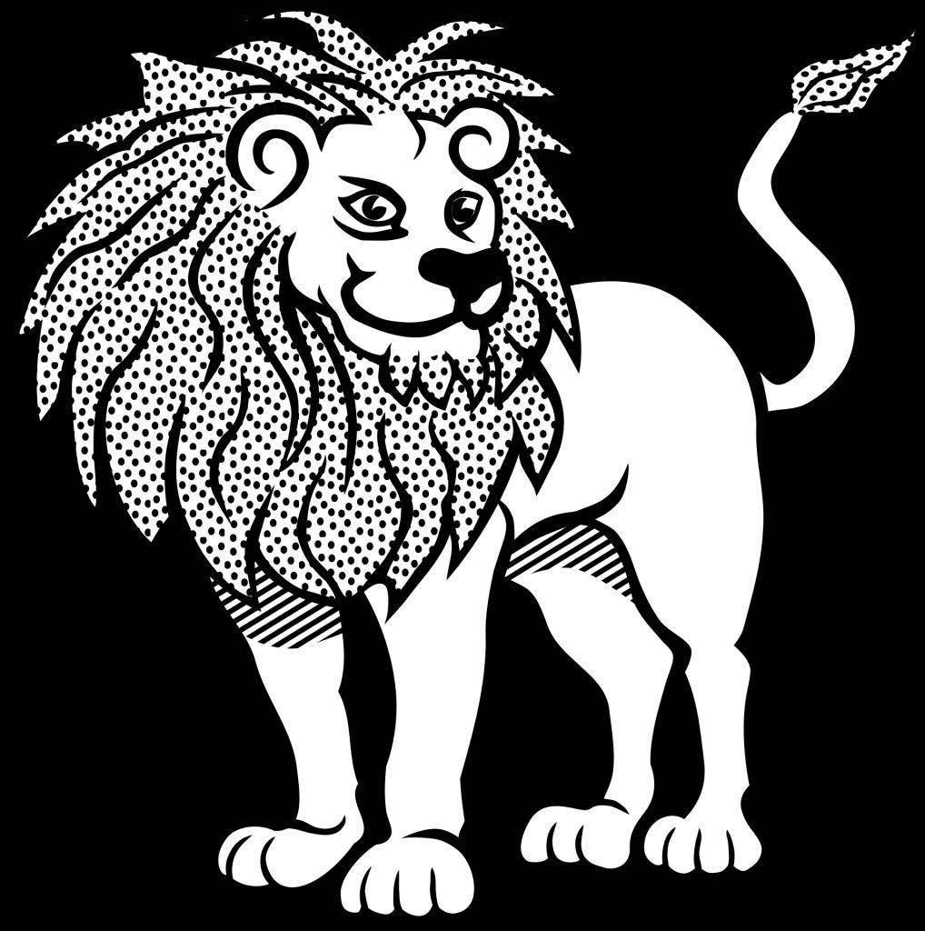 ᐈ Dibujos de Leones【+Guia】imágenes de leones para pintar fácil