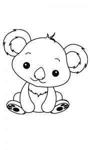 dibujos animados de koalas