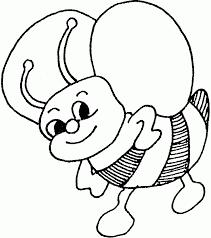 dibujos de abejas animadas