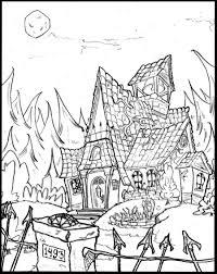 dibujos de castillos medievales