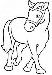 dibujos de marilo pony
