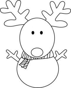 dibujos de navidad para dibujar
