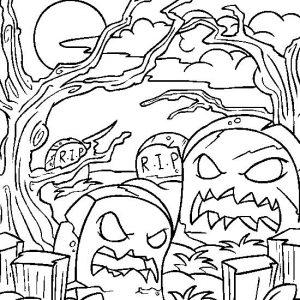 dibujos de panteones