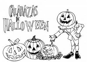 dibujos de halloween para imprimir y recortar