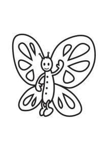 diseños de uñas con mariposas