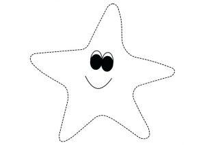 estrella de mar manualidades