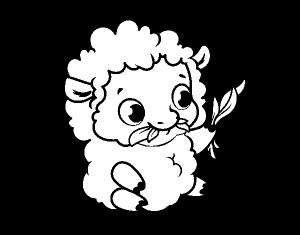 figuras de ovejas