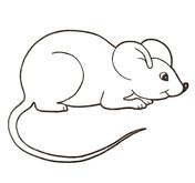 figuras de ratones