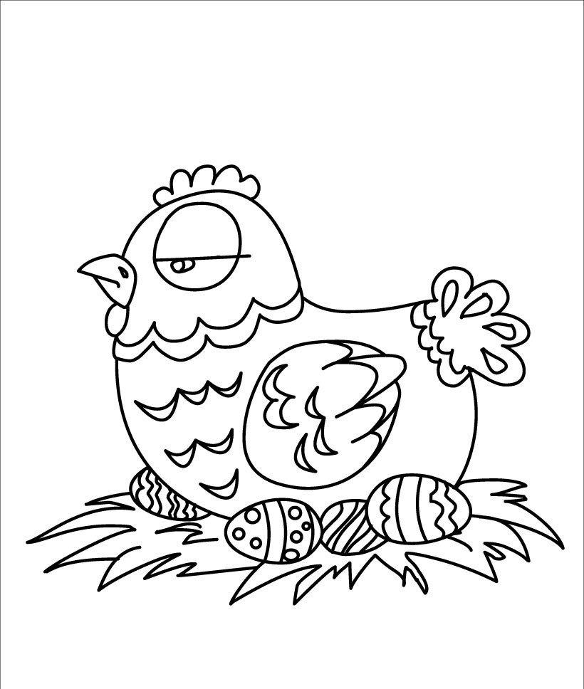 Dibujos De Gallinas Como Dibujar Una Gallina Fácil Dibujos
