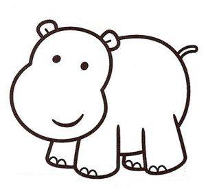 hipopotamo imagenes