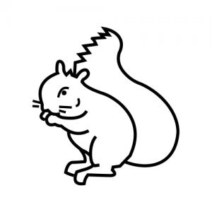 imagenes de ardillas animadas