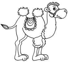 imagenes de camellos animados