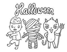 imagenes de halloween para dibujar