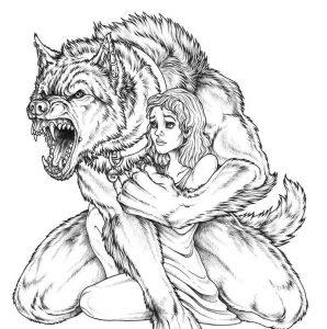 imagenes de hombres lobos para fondo de pantalla