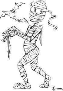 imagenes de momias animadas