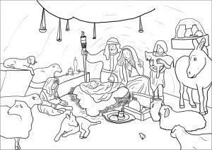 imagenes de nacimientos navideños